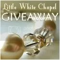 Little White Chapel Handmade Giveaway