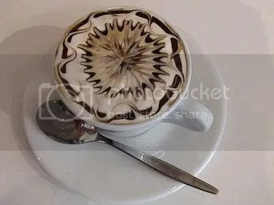 coffee art flower Pictures, Images and Photos