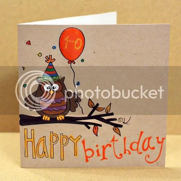 Birthday Card 2011