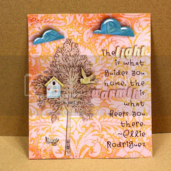 Light Guides You Home card