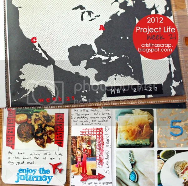 Project Life - Week 21