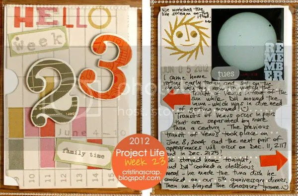 Project Life - Week 23