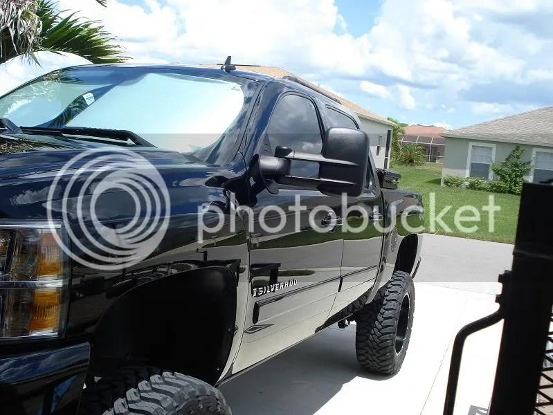 1500 Mirros Silverado Tow 01 Chevy