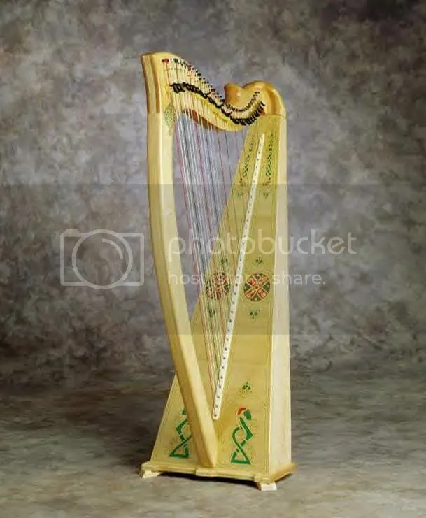 Harps and lyres