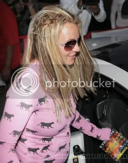 Britney Radiocabeza.