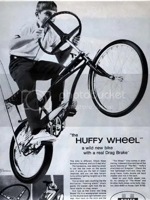 huffy drag bike