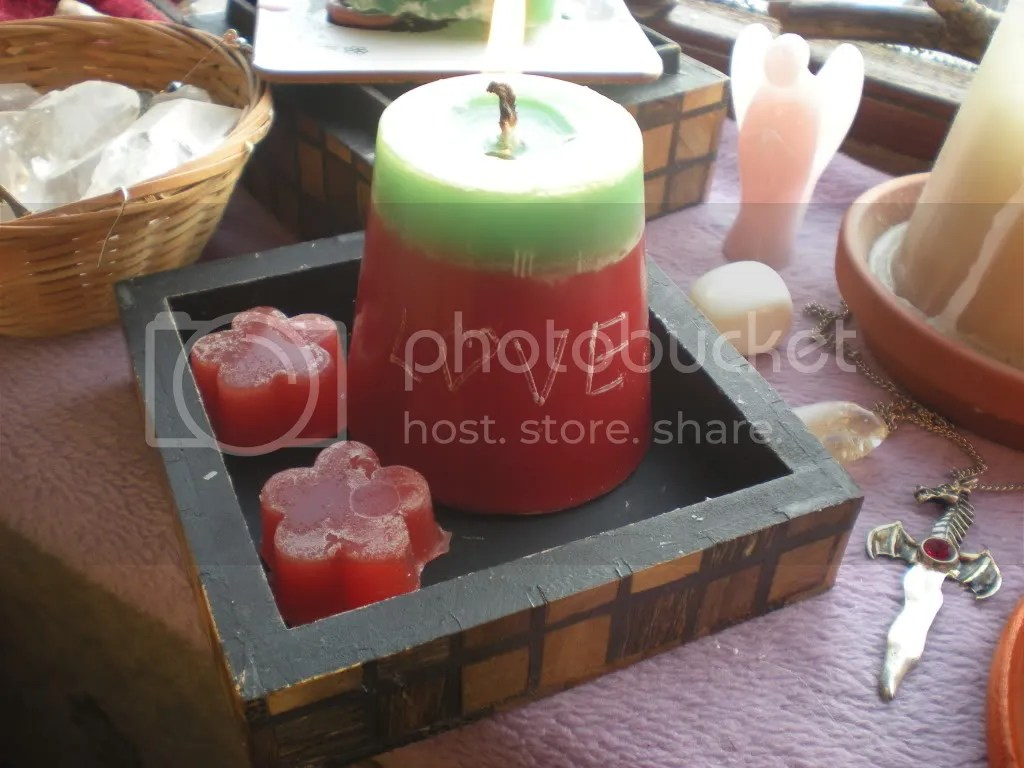 Candle Wishes - Yule 2010