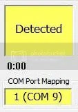 Com Port Mapping - Odin