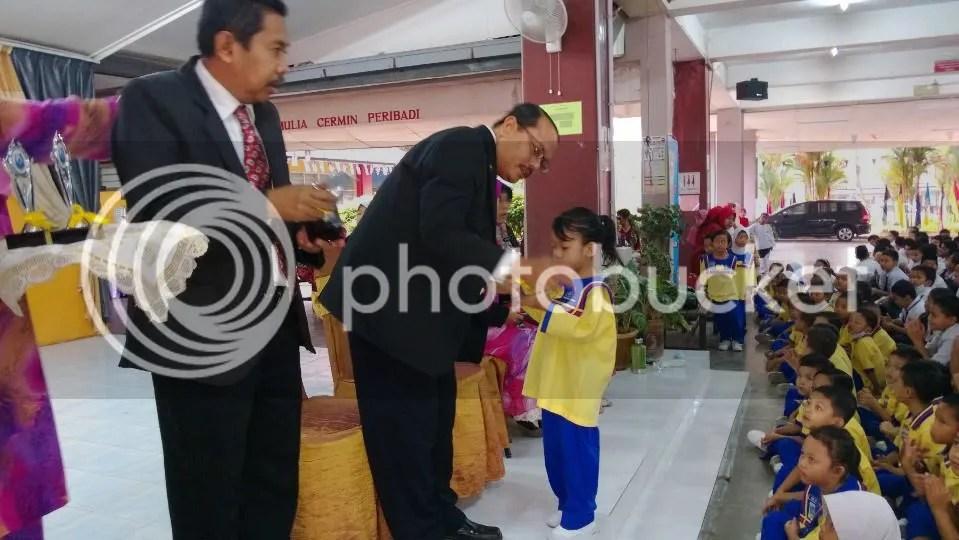Naib Johan Daerah Kulaijaya 2013: Mini Bola Baling Prasekolah (2/5)