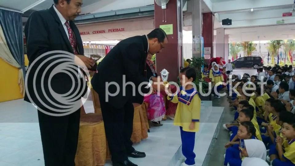 Naib Johan Daerah Kulaijaya 2013: Mini Bola Baling Prasekolah (1/5)