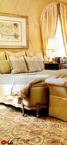gold bedroom Pictures, Images and Photos