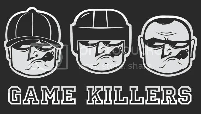 Ref You Suck! game killers