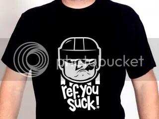 Hockey ref you suck