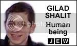 Gilad Shalit banner