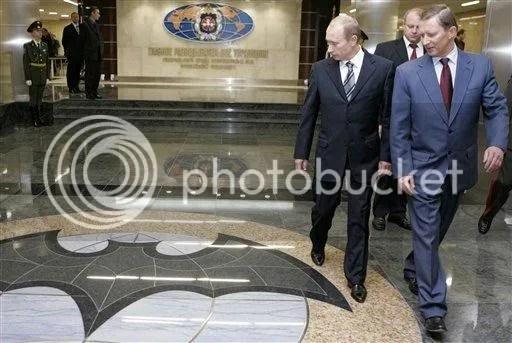 Putin Batman