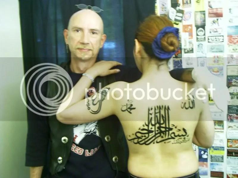 islam tattoo