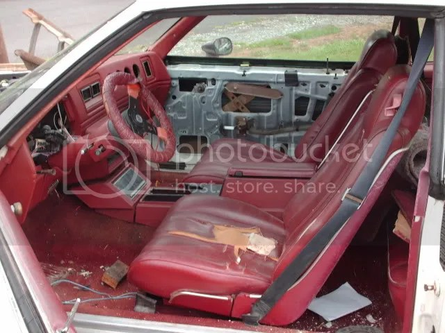Interior 79 Cutlass Parts