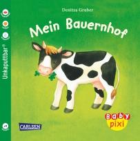 Cover Mein Bauernhof - Baby Pixi (c) Carlsen Verlag