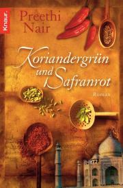Cover >Koriandergrün und Safranrot<
