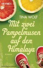 Cover Mit zwei Pampelmusen... (c) Heyne Verlag