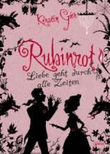 Cover Rubinrot (c) Arena Verlag