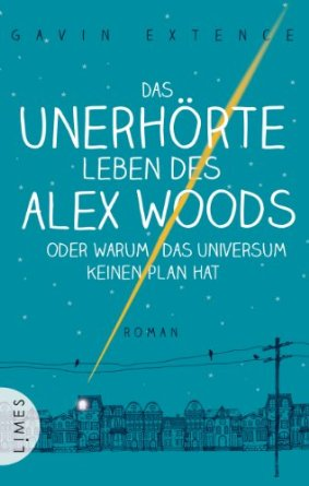 Das unerhörte Leben des Alex Woods - Cover