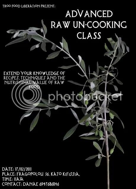 Advanced Raw Class