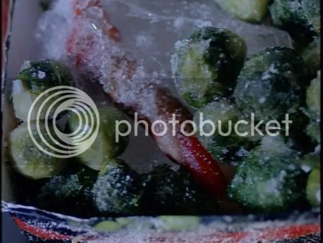 Momento aterrador #1218 Dedo en el refrigerador