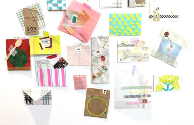 Pretty Things - MT wrapping school