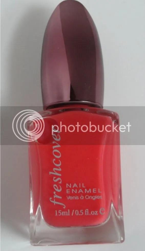 FreshCover Nail Color - Cuba Bella
