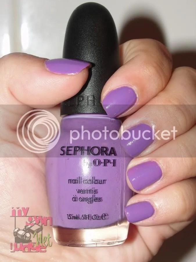 Sephora by OPI NOTD