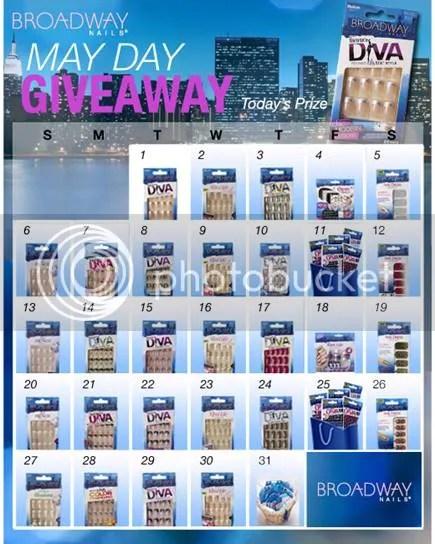 MyOwnJudge - Broadway Nails Facebook Giveaways