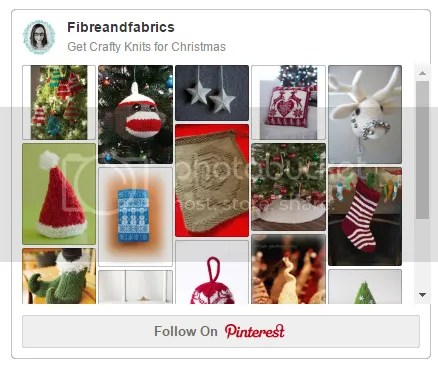 Follow my #knits for Christmas board for more holiday inspired #knitting projects @fibreandfabrics