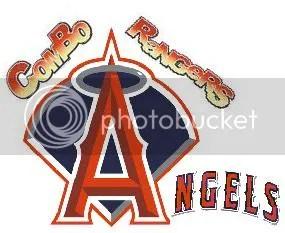 Logomarca Combo Rangers Angels