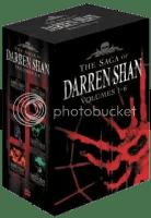 Darren Shan Saga