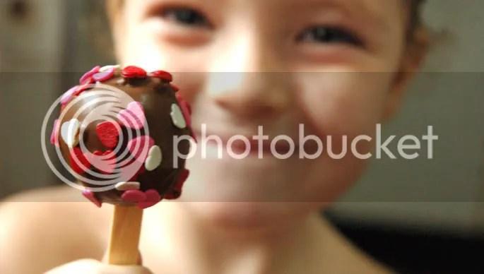 cake pops - bolo no palito
