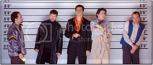 The Mancave Movie Review Podcast THE USUAL SUSPECTS