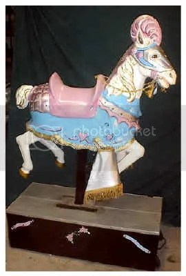 Princess's Kiddie Ride, $2500