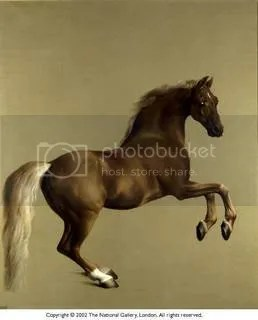 Whistlejacket, ~1762