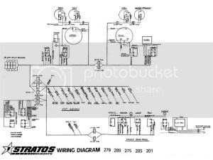 Stratos wiring diagrams