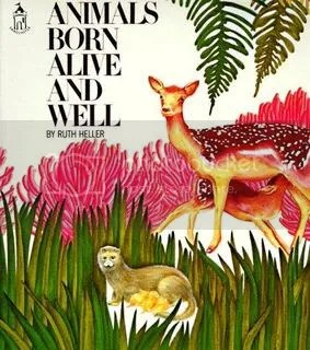 Book cover of Animals Born Alive and Well