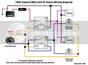 02 to 05 HID rewiring, help please  NASIOC