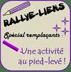 Rallye-liens - Une activité pour un remplacement