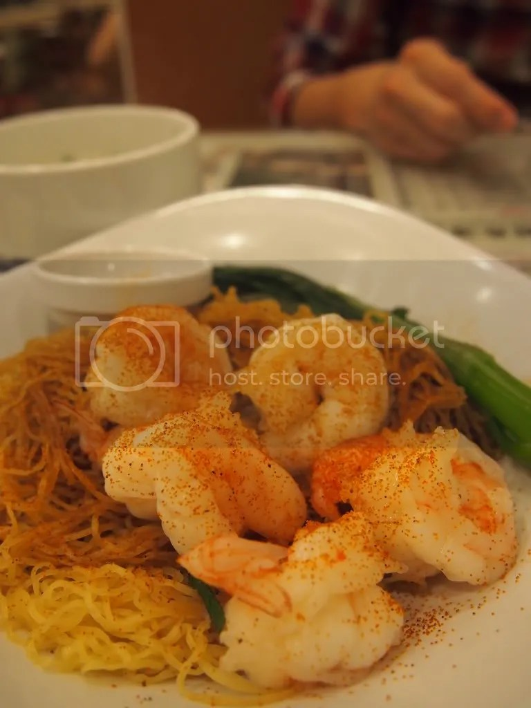 XO Prawn Noodles
