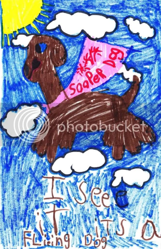 Sooper Dog by Emma (2010-05-08)