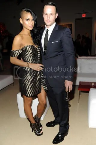 Cassie in Brian Reyes with Alejandro Ingelmo