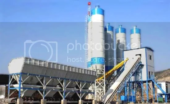 Concrete Batching Plant LE