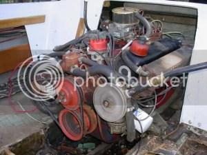 Ford 302 Marine Engine Photo by pcmpete   Photobucket