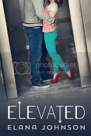 Book Review – Elevated by Elana Johnson