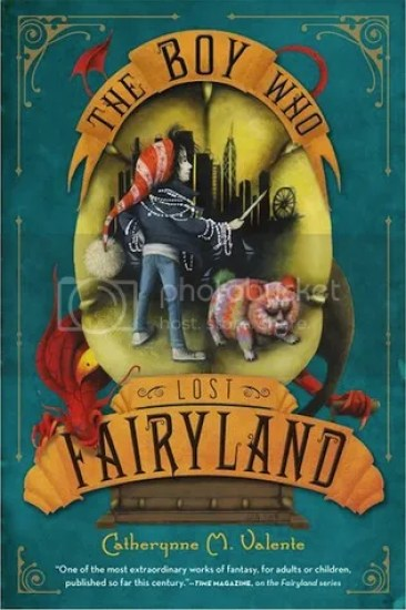 Waiting on Wednesday – The Boy Who Lost Fairyland (Fairyland #4) by Catherynne M. Valente